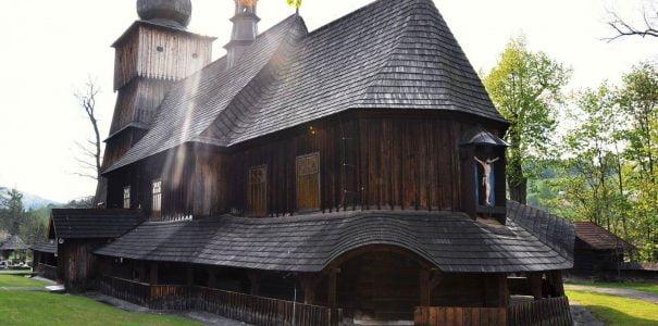 Kościół w Lachowicach – drewniana perełka..