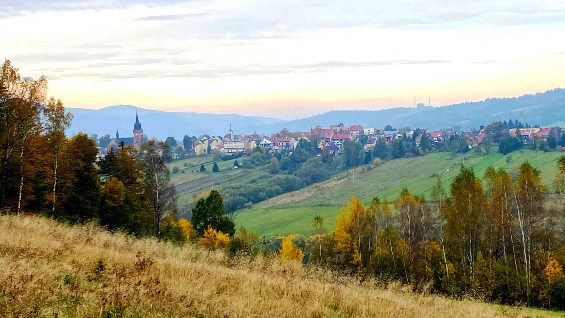 """Jordanów – """"zielone miasteczko"""""""
