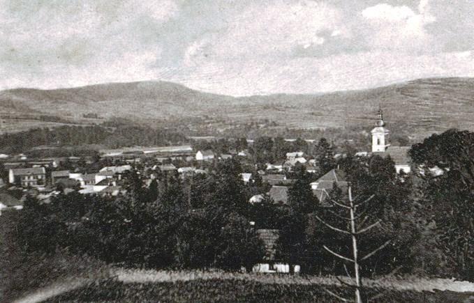 Maków Podhalański dawniej