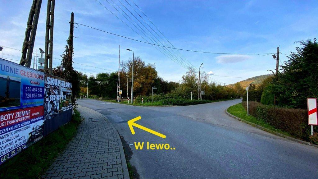 Droga do Grzechyni