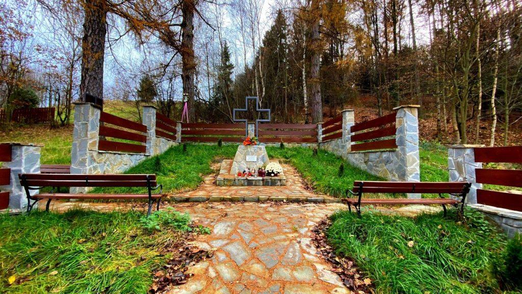 Cmentarz choleryczny w Suchej Beskidzkiej