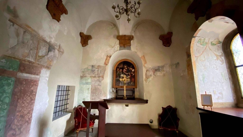 Kaplica zamkowa Sucha Beskidzka