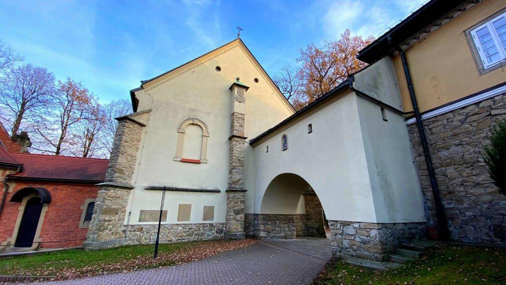 Sucha Beskidzka - stary kościół