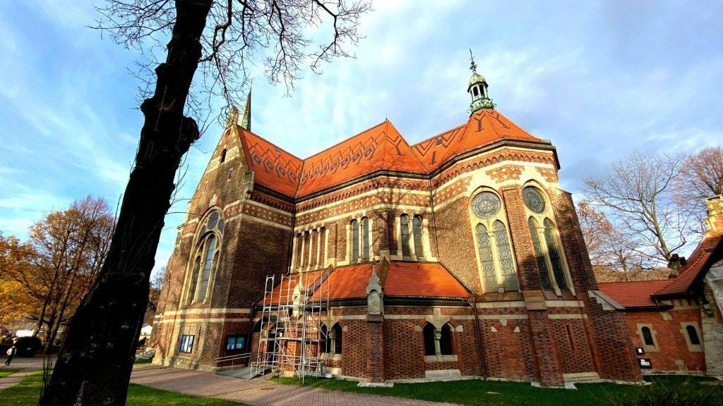 Kościół w Suchej Beskidzkiej