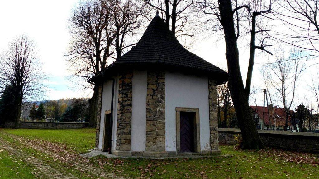 Kaplica przykościelna w Suchej
