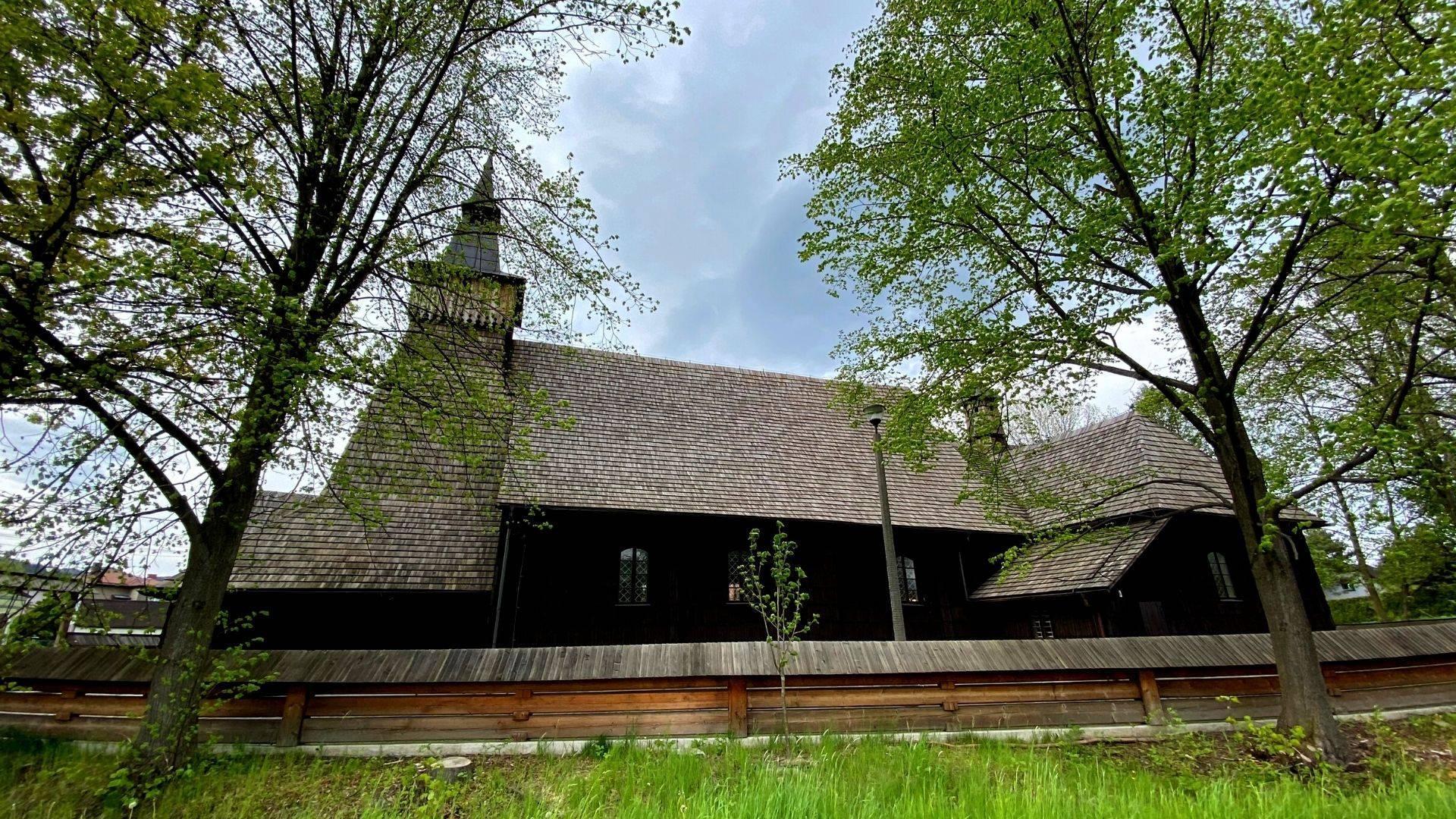 Kościół w Cięcinie