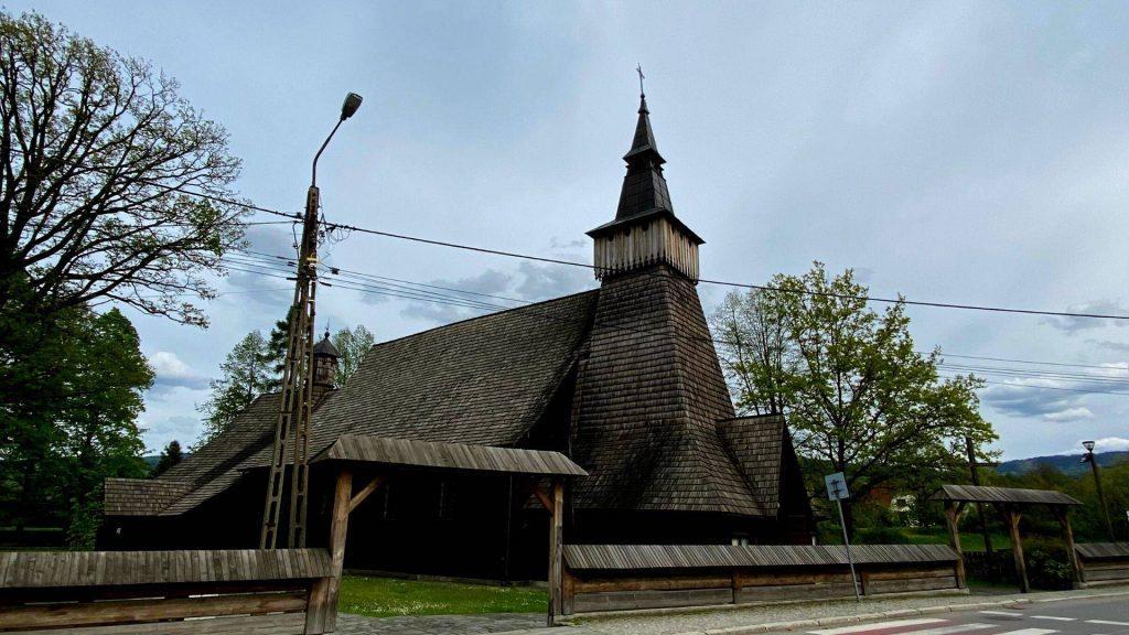Parafia w Cięcinie